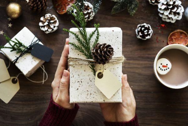 envoltorios regalos sostenibles